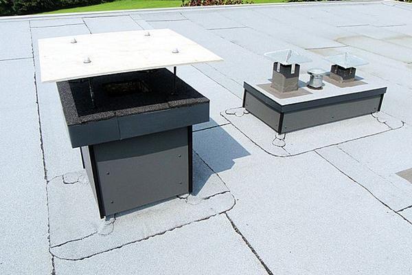 Flachdacharbeiten durch unseren Dachdeckerbetrieb